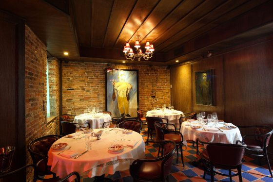 Carbone Nyc Private Room